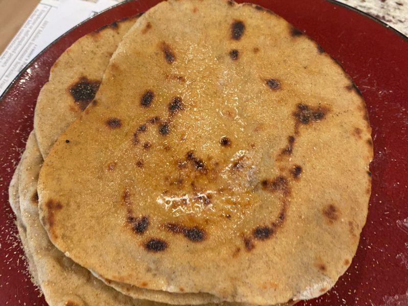 Spent Grain Tortillas