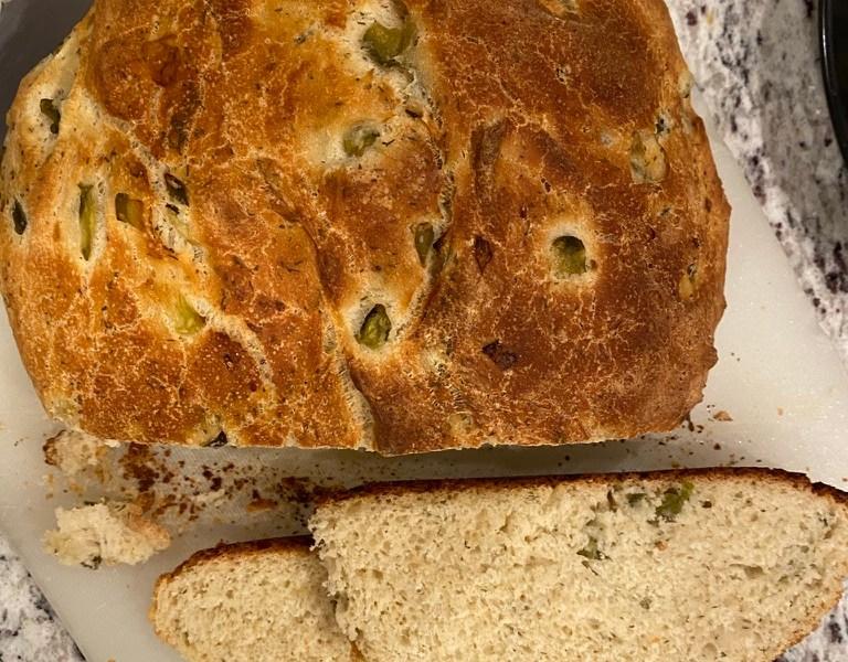 Pickle Bread