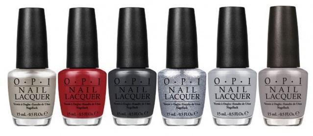 50 sombras de grey opi colección