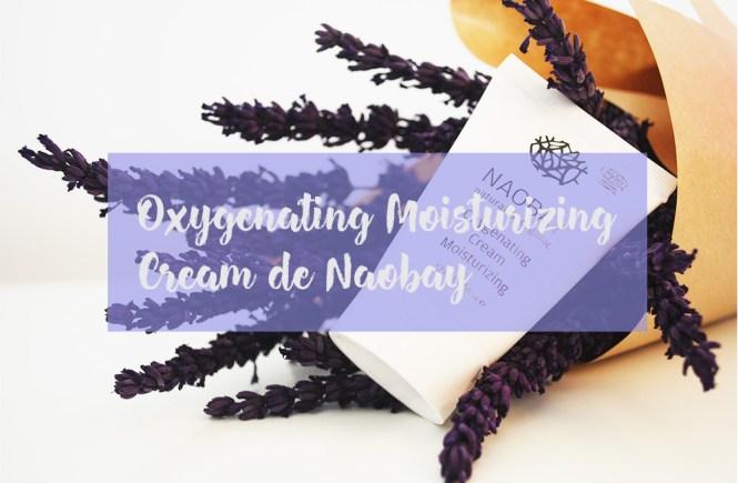 Oxygenating Moisturizing Cream