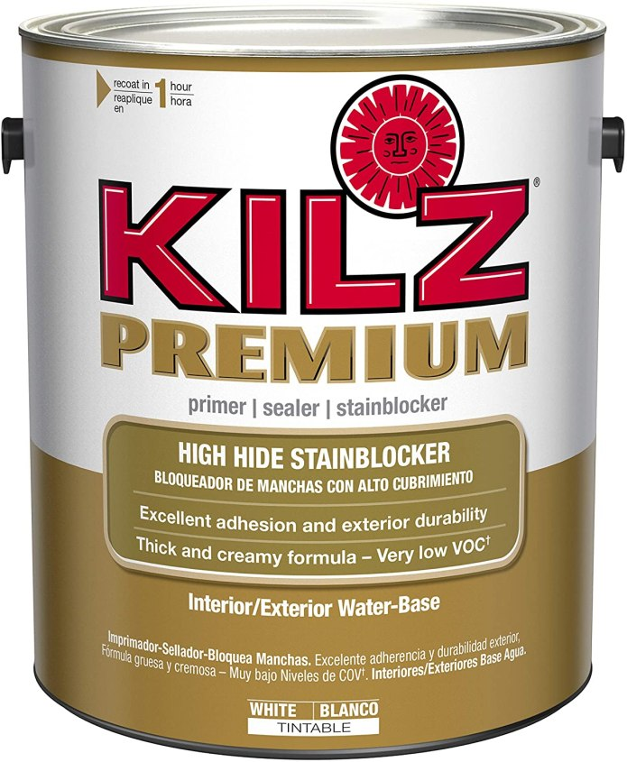 KILZ Premium High-Hide Stain Blocking Interior