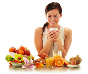 reduce stress with nutrition