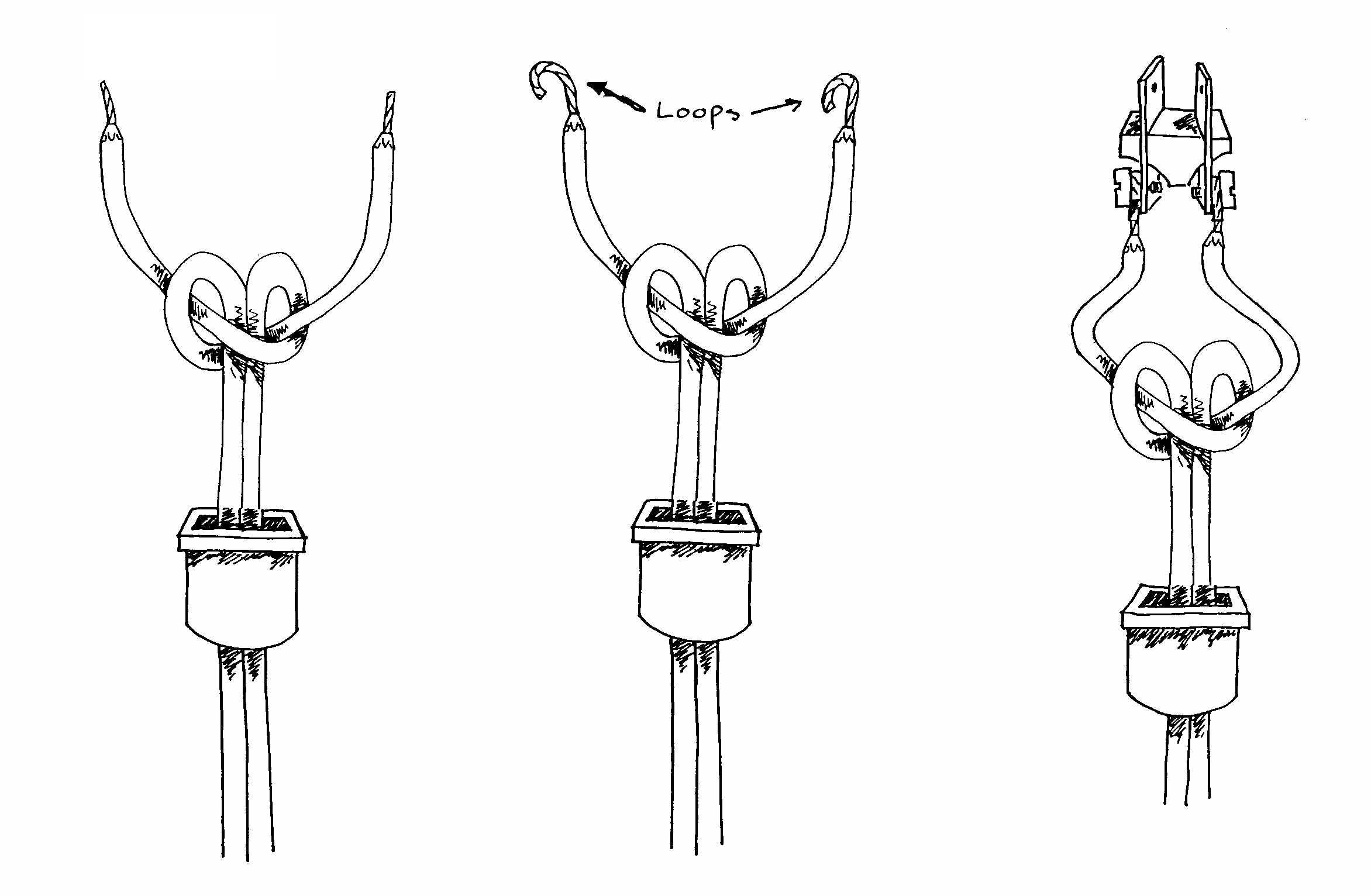 Lamp Wire Plug Diagram