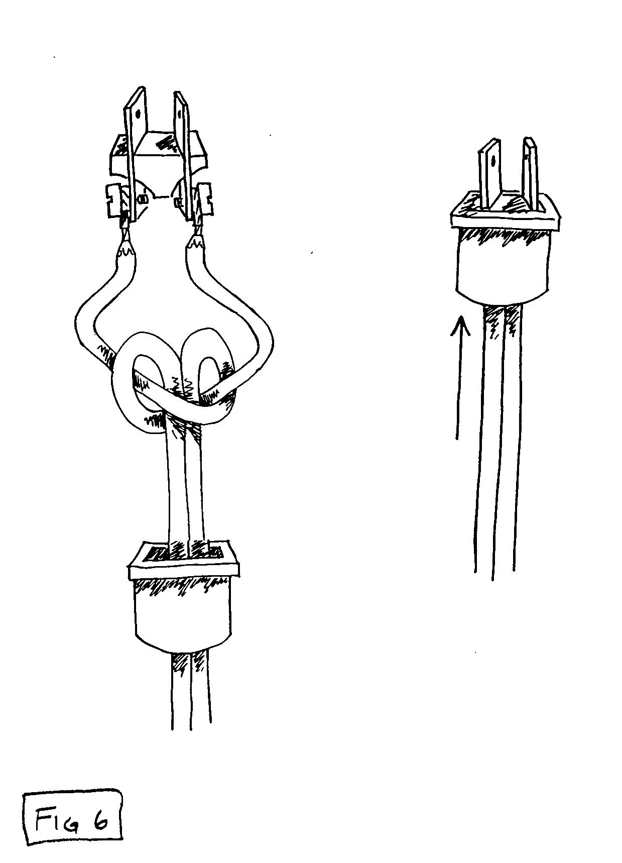 Three Prong Plug Lamps