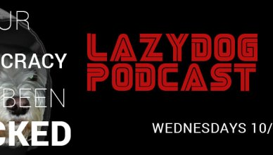 Mr Robot, LazyDog Podcast