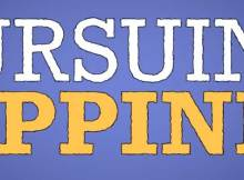 Pursuing Happiness Title Logo