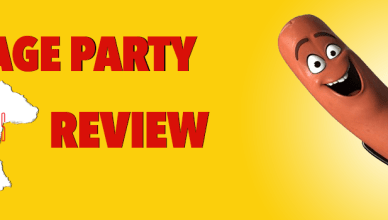 Sausage Party Review banner