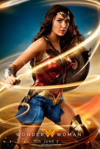 Wonder Woman Theatrical Poster from IMDb.com