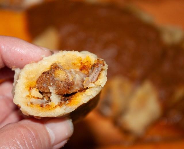 Hot Tamales bite