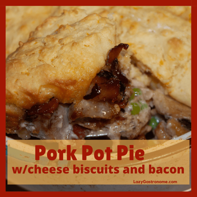 pot pie pork
