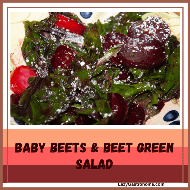 baby beets