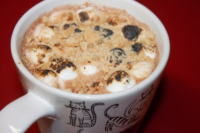 s'mores cocoa