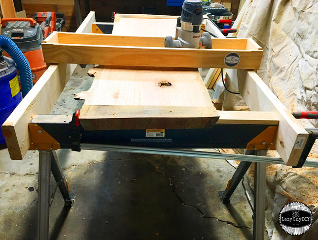 Diy Router Planer