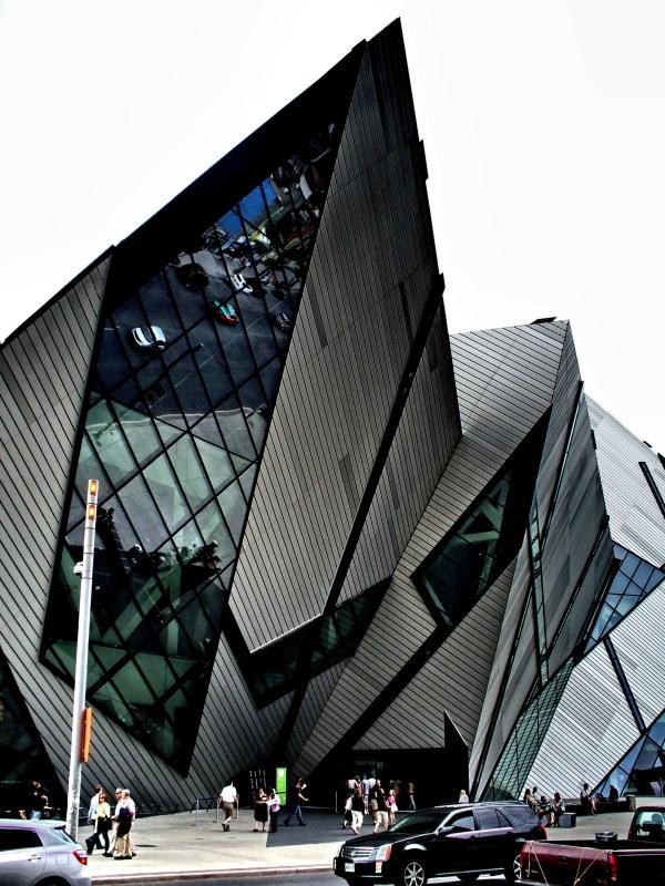 Royal Ontario Museum Toronto Architecture