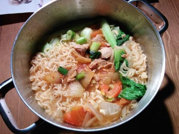 Noodles! Ramen! <3