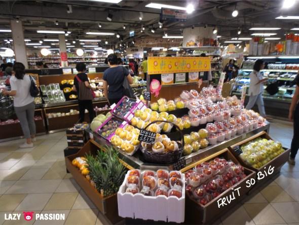 hk supermarket