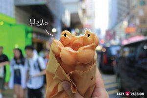 HK eggwaffle