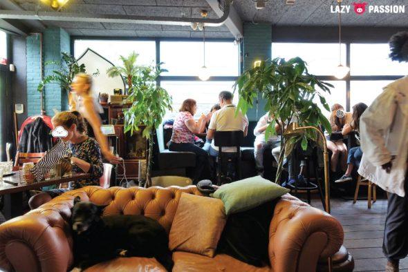 Lilith Rotterdam interior