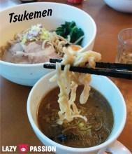 Yokohama Ramen Saito Tsukemen