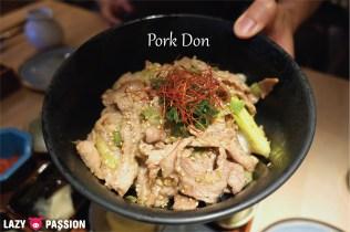 Pork don Don Kounosuke Utrecht