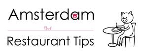 Restaurant Tips Amsterdam