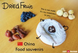 China dried fruit food souvenir