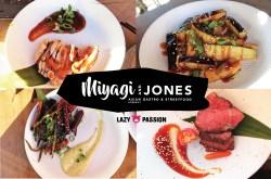 Miyagi and Jones