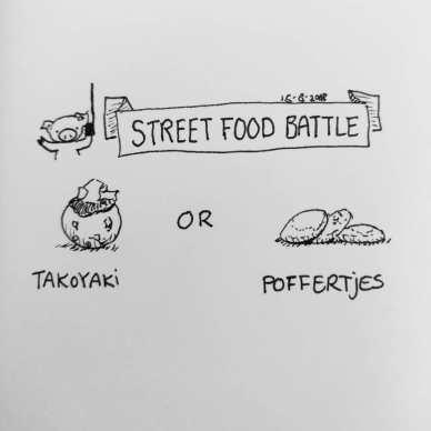 takoyaki-poffertjes
