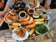 The Fish Market Rotterdam Fruits de mer