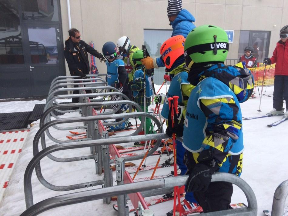 narty w Austrii