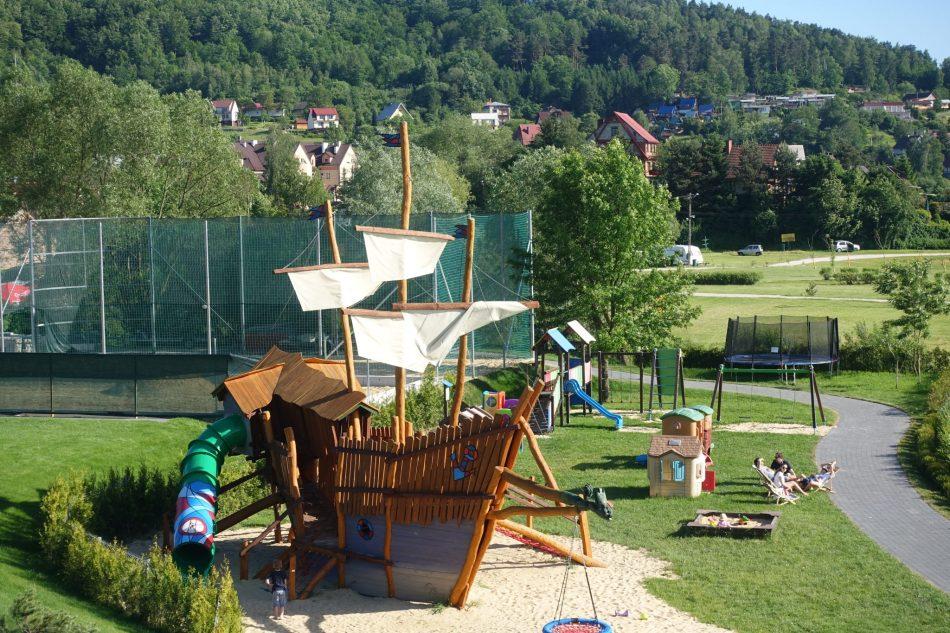 Lemon Resort Spa - Beskid Sądecki - hotel w Beskidach - sztos