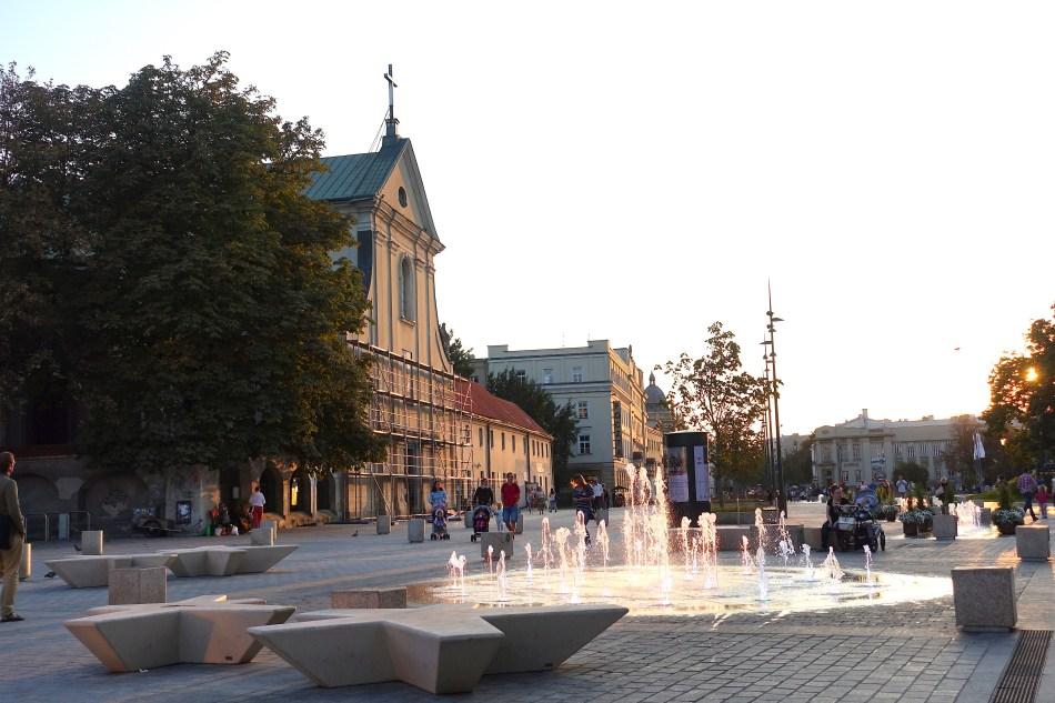 Lublin fontanny
