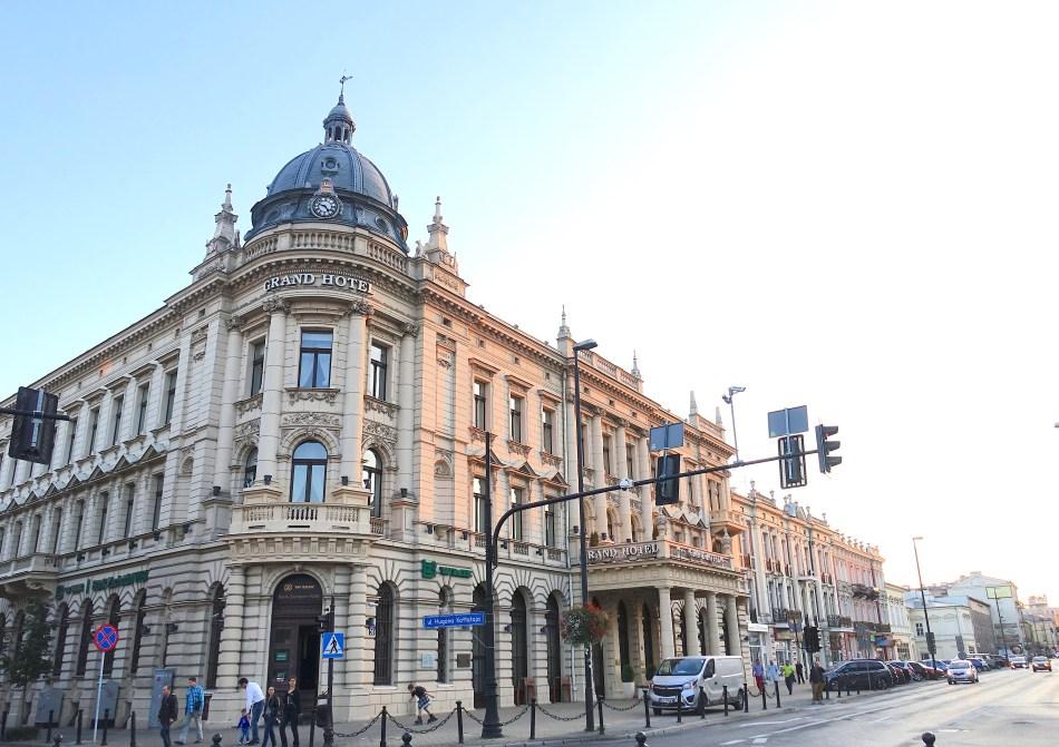 Lublin hotel grand