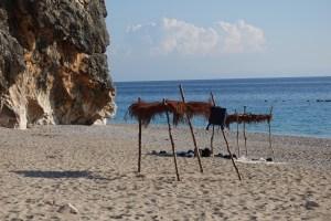 Albania, Gjipe Beach