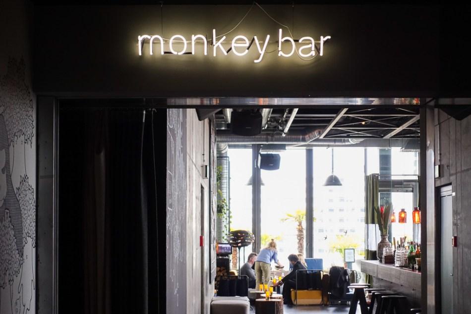 Citybreak: Berlin - co zobaczyć w dwa dni w Berlinie - Monkey Bar