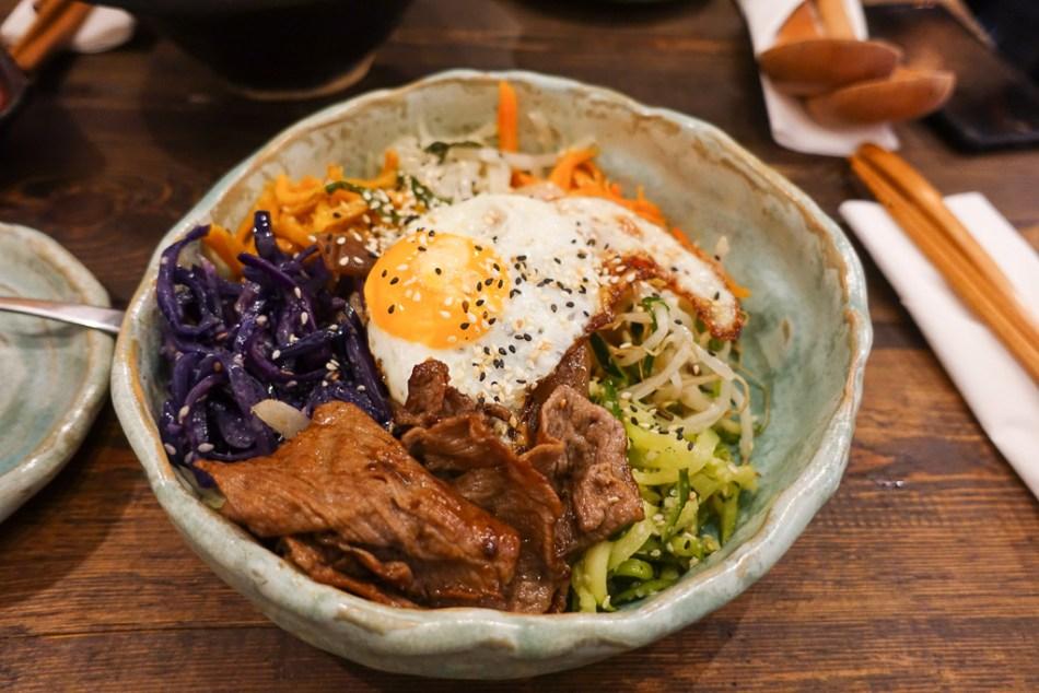 Restauracja koreańska w Warszawie - Koreanka Koszykowa