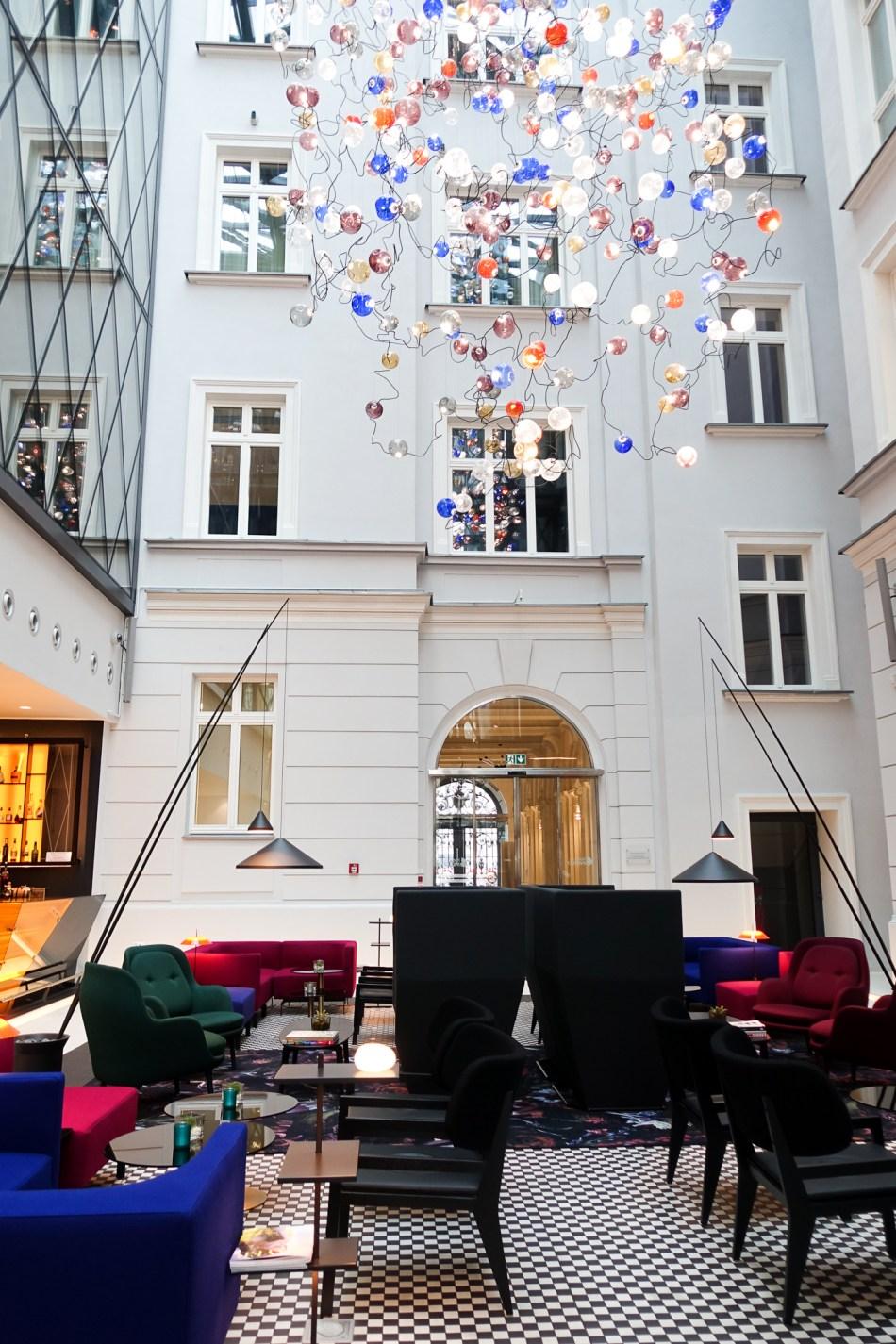 Hotel Indigo Warsaw Nowy Świat, Indigo Warszawa - designerski hotel w centrum Warszawy