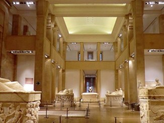 The magnificent Beirut National Museum