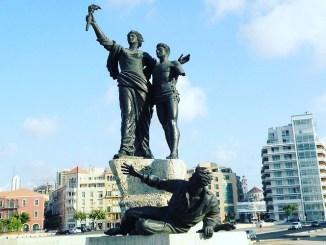 Martyrs' Square Historic