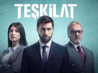 المسلسل التركي المميز المنظمة - Teşkilat