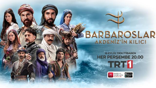 المسلسل التركي البربروس الحلقة 1