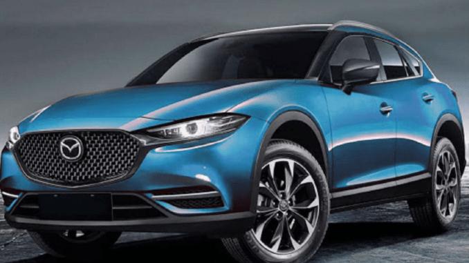 سيارة 2022 Mazda CX-5 تحصل على شكل جديد مميز