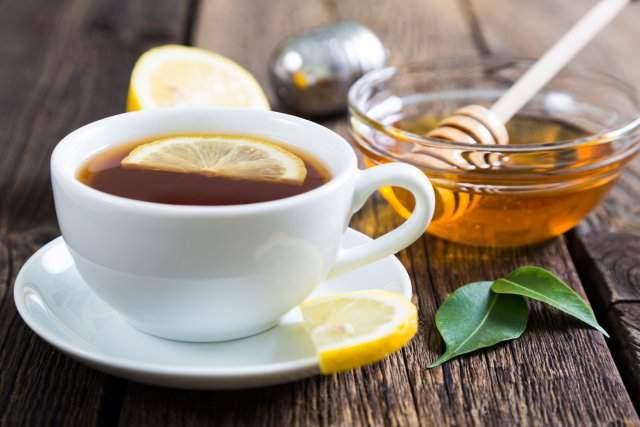 Медово лимонный кофе для истинных гурманов