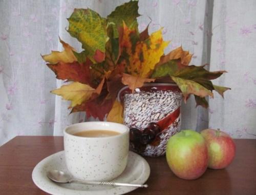 Эспрессо с яблочным ароматом