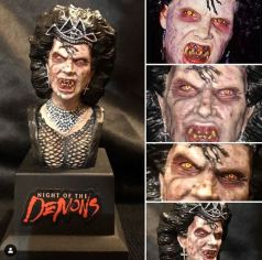 Angela Night of the Demons Custom Bust