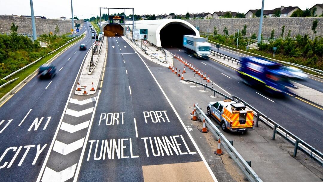 LBA Dublin Port Tunnel