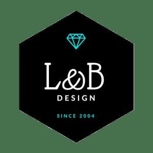 LB Design logo