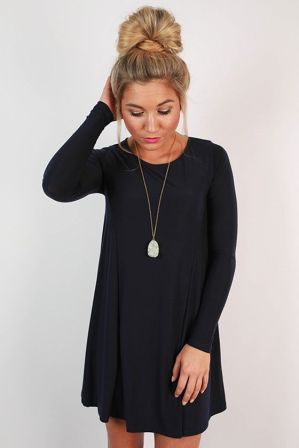 More casual staple dress.