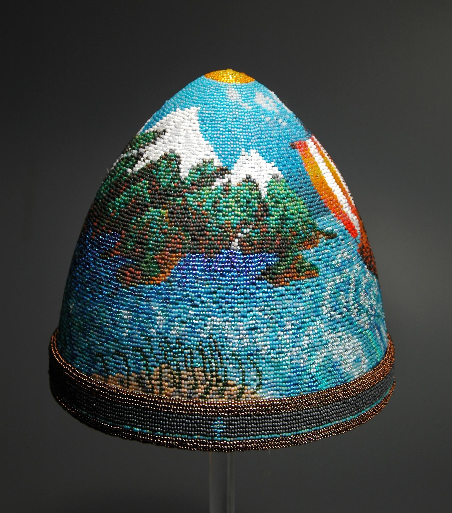 Water helmet side 4