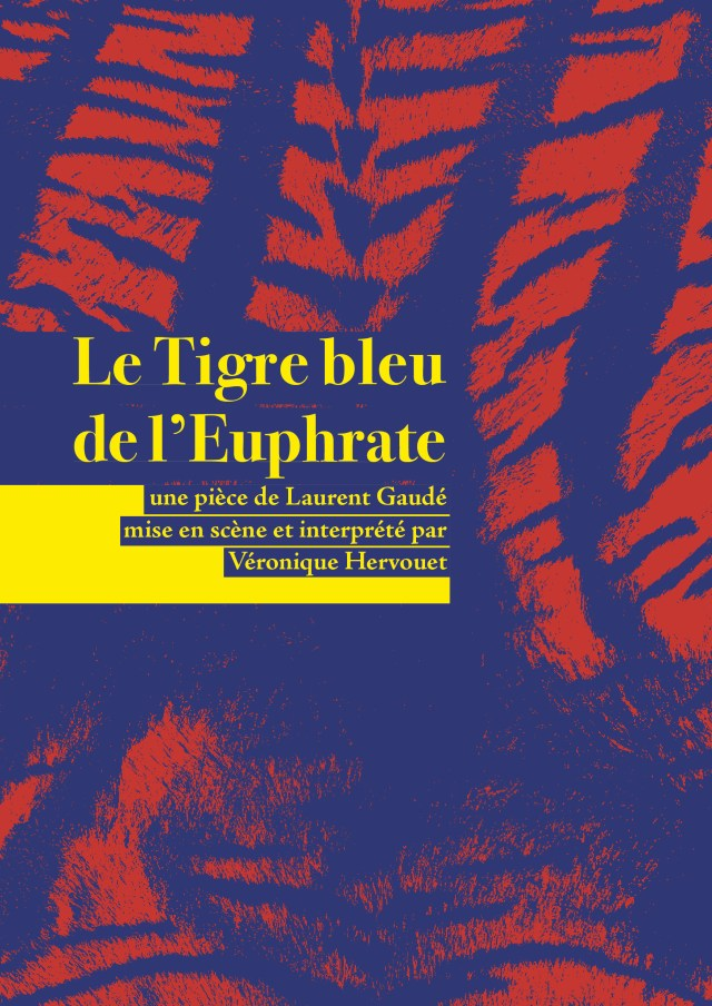 Le Tigre Bleu De L Euphrate : tigre, euphrate, Tigre, L'Euphrate, Barak'à, Théâtre